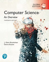 bokomslag Computer Science: An Overview, Global Edition