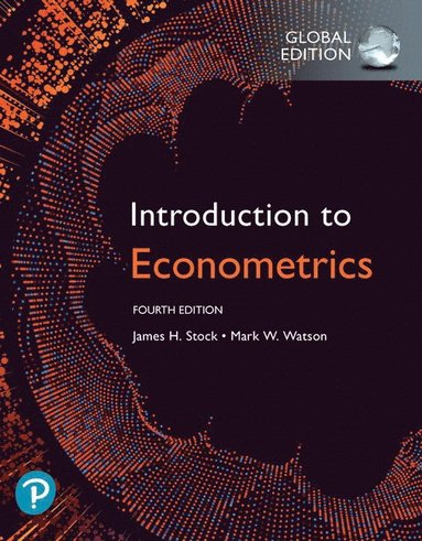 bokomslag Introduction to Econometrics, Global Edition