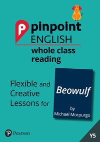 bokomslag Pinpoint English Whole Class Reading Y5: Beowulf