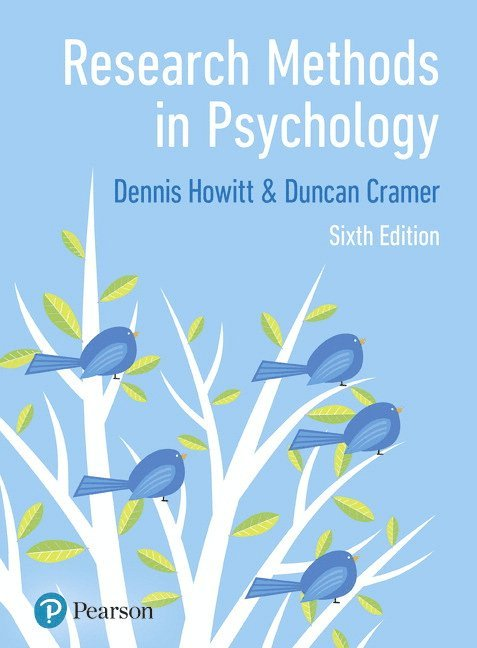 Research Methods in Psychology 1
