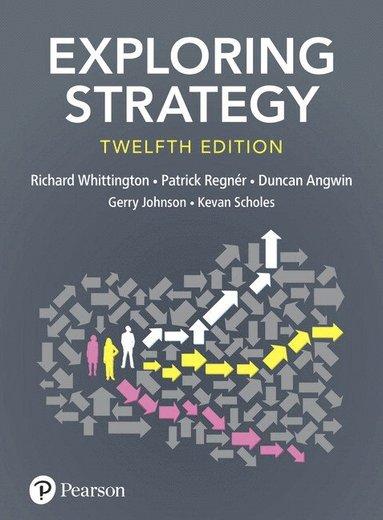 bokomslag Exploring Strategy, Text Only