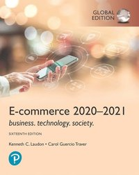 bokomslag E-Commerce 20202021: Business, Technology and Society, Global Edition