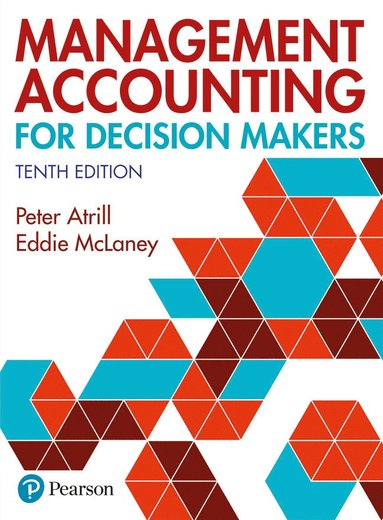 bokomslag Management Accounting for Decision Makers