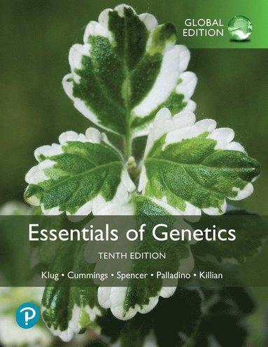bokomslag Essentials of Genetics, Global Edition