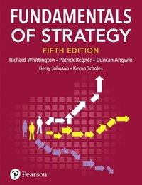 bokomslag Fundamentals of Strategy