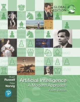 bokomslag Artificial Intelligence: A Modern Approach, Global Edition