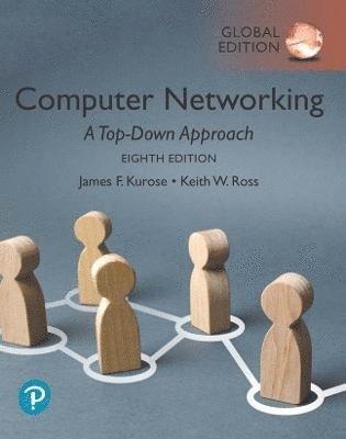 bokomslag Computer Networking, Global Edition