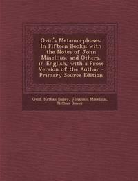 bokomslag Ovid's Metamorphoses
