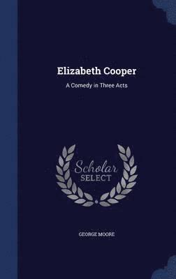bokomslag Elizabeth Cooper