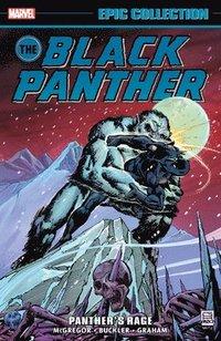 bokomslag Black Panther Epic Collection: Panther's Rage