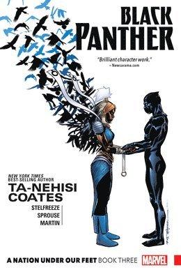 bokomslag Black Panther: A Nation Under Our Feet Book 3