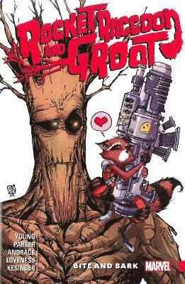 Rocket Raccoon &; Groot Vol. 0: Bite And Bark 1