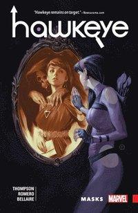 bokomslag Hawkeye: Kate Bishop Vol. 2 - Masks