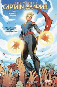 bokomslag Mighty captain marvel vol. 1: alien nation