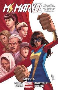 bokomslag Ms. Marvel Vol. 8: Mecca