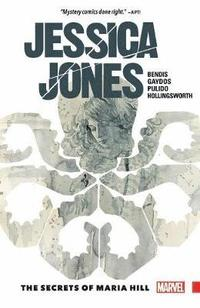 bokomslag Jessica Jones Vol. 2: The Secrets Of Maria Hill