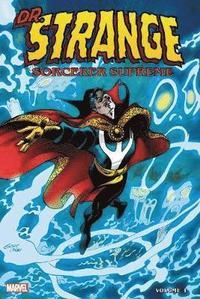 bokomslag Doctor Strange, Sorcerer Supreme Omnibus Vol. 1