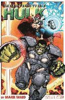 bokomslag Indestructible hulk by mark waid: the complete collection
