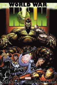 bokomslag Hulk: World War Hulk Omnibus