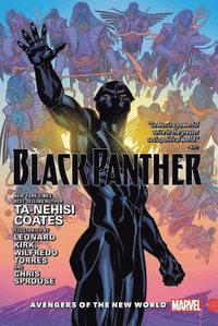 bokomslag Black Panther Vol. 2: Avengers Of The New World