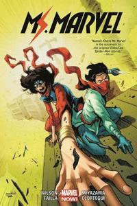 bokomslag Ms. Marvel Vol. 4