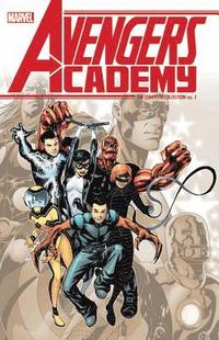 bokomslag Avengers Academy: The Complete Collection Vol. 1