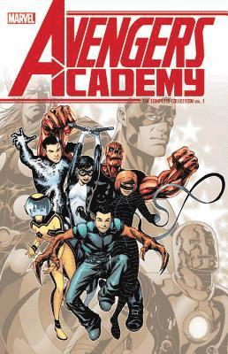 Avengers Academy: The Complete Collection Vol. 1 1