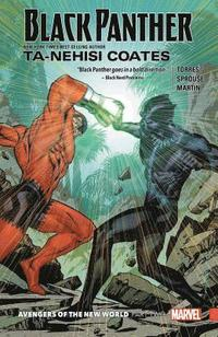 bokomslag Black Panther Book 5: Avengers Of The New World Part 2