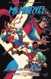 bokomslag Ms. Marvel Vol. 9: Teenage Wasteland