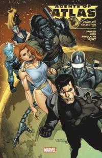 bokomslag Agents Of Atlas: The Complete Collection Vol. 1
