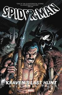 bokomslag Spider-man: Kraven's Last Hunt - Deluxe Edition