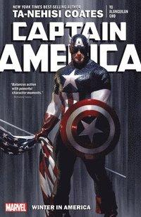 bokomslag Captain America By Ta-nehisi Coates Vol. 1: Winter In America