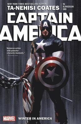 bokomslag Captain America By Ta-nehisi Coates Vol. 1: Winter In America
