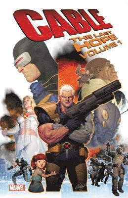 Cable: The Last Hope 1