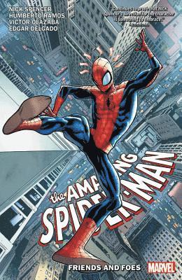 bokomslag Amazing Spider-man By Nick Spencer Vol. 2: Friends And Foes