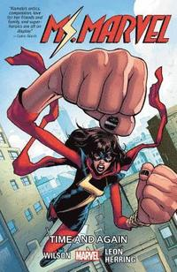 bokomslag Ms. Marvel Vol. 10: Time And Again
