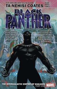 bokomslag Black Panther Book 6: Intergalactic Empire Of Wakanda Part 1