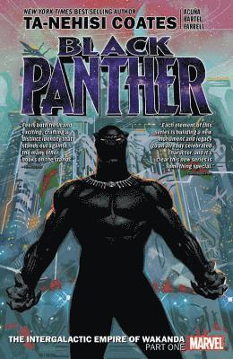 bokomslag Black Panther Book 6: Intergalactic Empire Of Wakanda Part 1