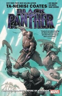 bokomslag Black Panther Book 7: The Intergalactic Empire Of Wakanda Part 2