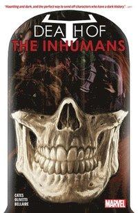 bokomslag Death Of The Inhumans