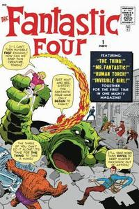 bokomslag Fantastic Four Omnibus Vol. 1 (new Printing)