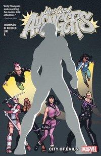 bokomslag West Coast Avengers Vol. 2: City Of Evils
