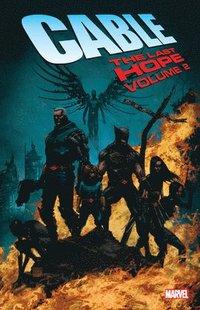 bokomslag Cable: The Last Hope Vol. 2