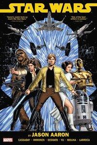 bokomslag Star Wars By Jason Aaron Omnibus