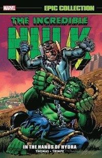 bokomslag Incredible Hulk Epic Collection: In The Hands Of Hydra