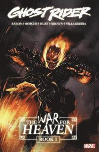 bokomslag Ghost Rider: The War For Heaven Book 1