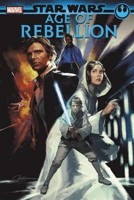 bokomslag Star Wars: Age Of Rebellion