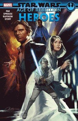 bokomslag Star Wars: Age Of The Rebellion - Heroes