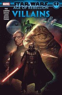 bokomslag Star Wars: Age Of The Rebellion - Villains