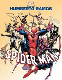 bokomslag Marvel Monograph: The Art Of Humberto Ramos: Spider-man